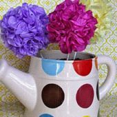 Your Own Blooming Watering Can (Plant in Spring)